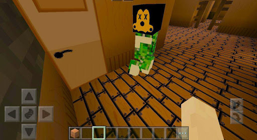 Map for bendy and ink machine for mcpe. For PC