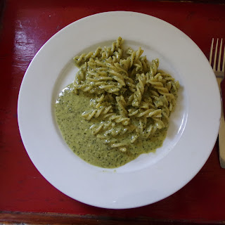 Creamy Basil Pesto Sauce Recipes
