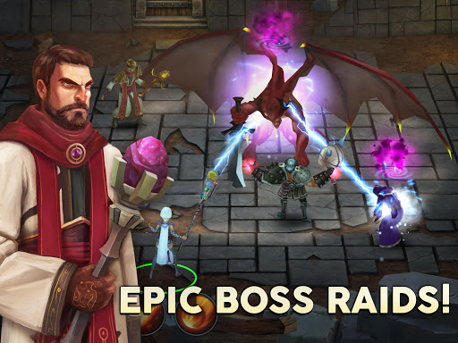 Quest of Heroes: Clash of Ages - screenshot