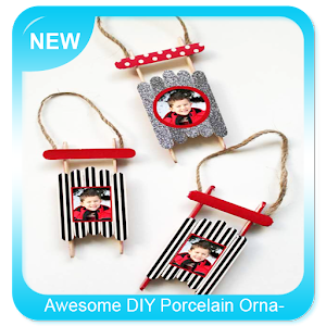 Awesome DIY Porcelain Ornaments for PC-Windows 7,8,10 and Mac