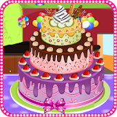 Game Delicious Cake Decoration version 2015 APK
