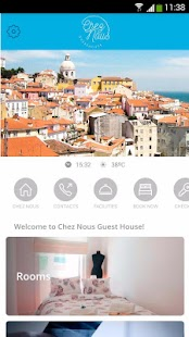 Chez Nous Guest House - screenshot