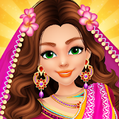 Indian Princess Dress Up APK icon
