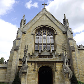by Paul Hayward - Buildings & Architecture Places of Worship
