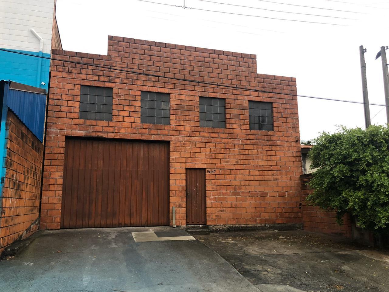Barracão à venda, 280 m² por R$ 480.000 - Jardim Manchester (Nova Veneza) - Sumaré/SP