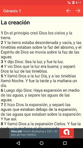 Santa Biblia Gratis screenshot 4