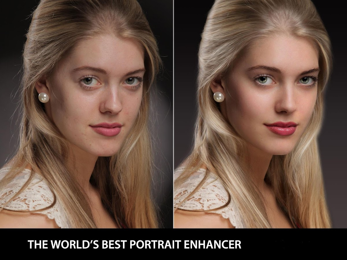 PortraitPro Screenshot