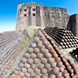 Citadel Haiti by Al Duke - Buildings & Architecture Public & Historical ( citadel, haiti )
