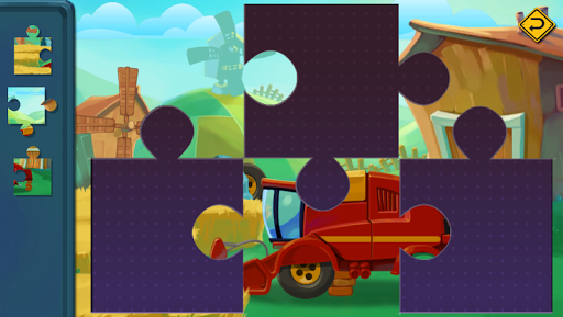 Live Kids Puzzles 2 - screenshot