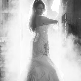 Smokin' by Morne Kotze - Wedding Bride