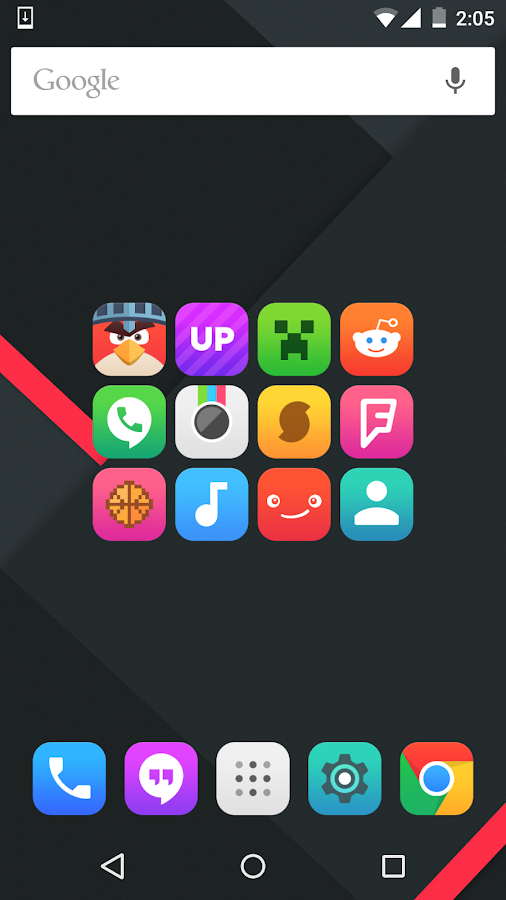 Pop UI - Icon Pack Screenshot 6