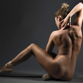 © Rampix Photography by Visit Www.rampix.co.uk - Nudes & Boudoir Artistic Nude ( shoes, nude, rampix photography, fine art, @rampix_mk, ballet, dance, #rampix )