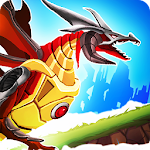 Dragon fight : boss shooting game Icon