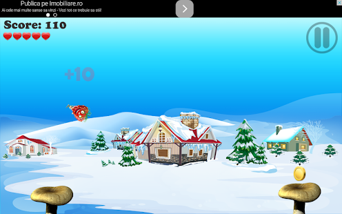 X-Mas Strawbery - screenshot