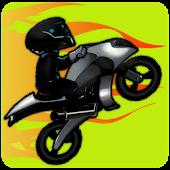 Free Stickman BikeRace TheMoonRider APK for Windows 8