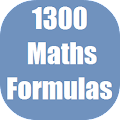 1300 Maths Formulas APK for Bluestacks