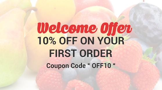Fruitizm - Order Fruits Online - screenshot