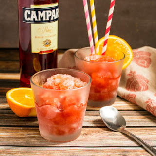 Campari Orange Soda Recipes