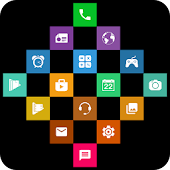 Free Download Arc Square Launcher - Theme APK for Samsung