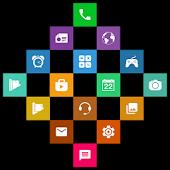 App Arc Square Launcher - Theme APK for Kindle