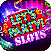 Download Let's Party Slots - FREE Slots APK to PC