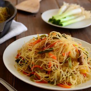 Filipino Chinese Recipes