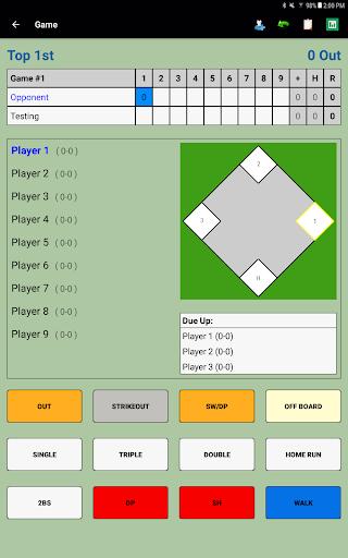 Dartball Statistician screenshot 7