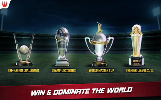 World T20 Cricket Champs 2016 - screenshot