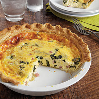 Ham Swiss Spinach Quiche Recipes