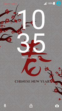 Chinese Rooster For Xperia™ APK screenshot thumbnail 2