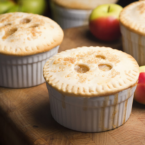 Luxury Airfryer Mini Apple Pie