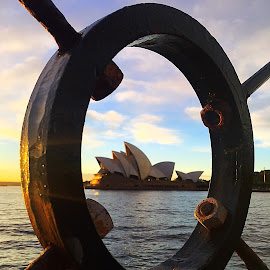 Sydney Opera House  by Angela Taya - Novices Only Street & Candid