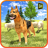Game Real Shepherd Dog Simulator APK for Kindle