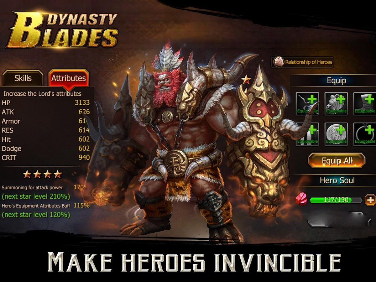 Dynasty Blades: Warriors MMO Screenshot 13