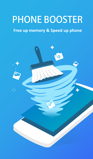 Super Phone Cleaner - 📱 Cleaner & Booster 🚀 For PC