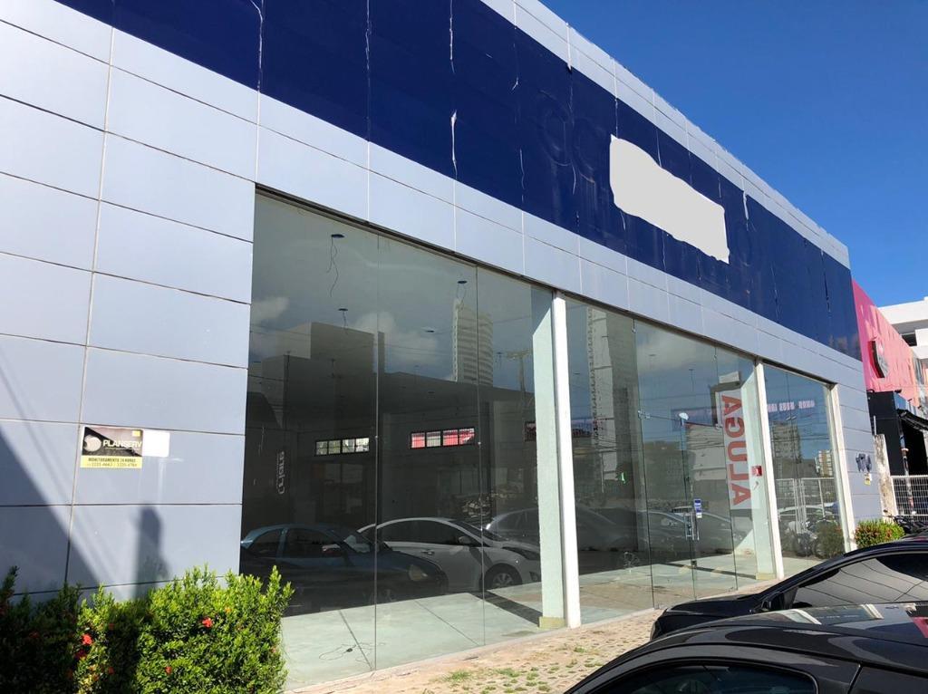 Ponto para alugar, 462 m² por R$ 30.000,00/mês - Manaíra - João Pessoa/PB