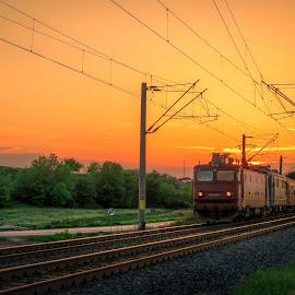 by Cornelius D - Transportation Trains