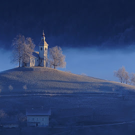 Sv.Tomaz by Branko Frelih - Landscapes Travel