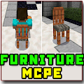 Furniture Chairs Mod MCPE