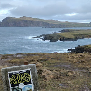 Filming Location of Star Wars Jedi Temples Viewing Point