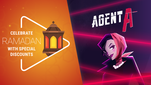 Agent A: A puzzle in disguise Screenshot 0