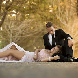 by Roxanne Wentzel - People Couples