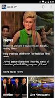 Screenshot of WBIR News