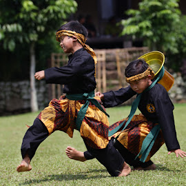 One - Zero by Arief Putranto - People Street & Candids ( indonesian, cultural heritage, cultural, sundanese, culture )