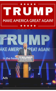 Trump For POTUS - screenshot