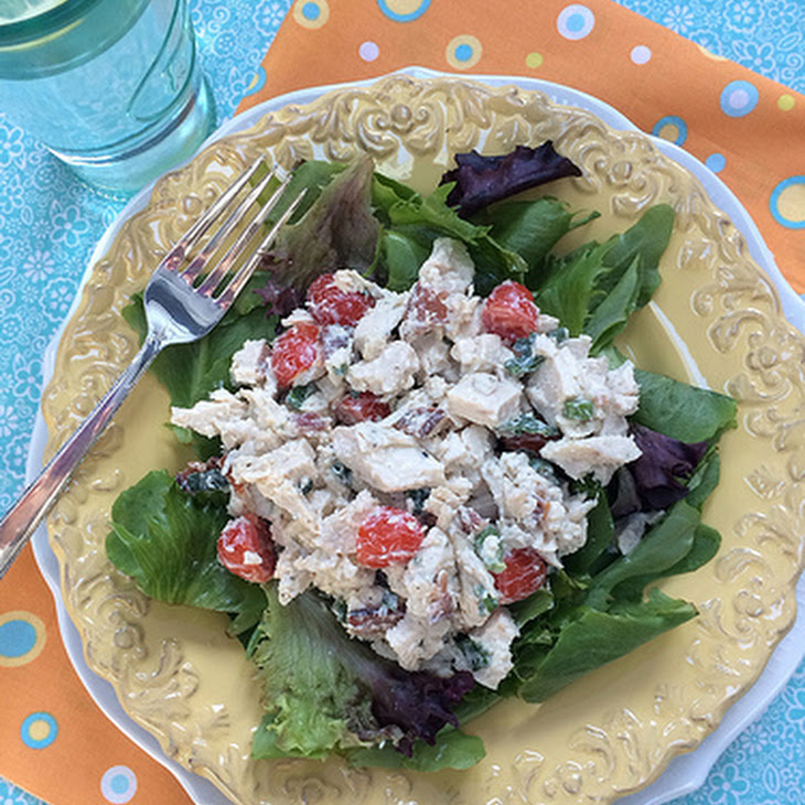 Chicken BLT Salad Recipe | Yummly