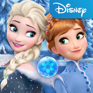 Frozen Free Fall Released on Android - PC / Windows & MAC