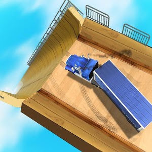 Impossible Mega Ramp 3D Online PC (Windows / MAC)