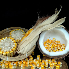 corny by Asif Bora - Food & Drink Fruits & Vegetables