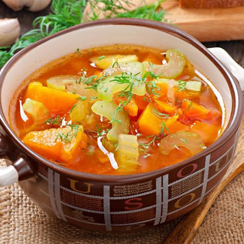 Kid's Quick & Easy Vegetable Soup